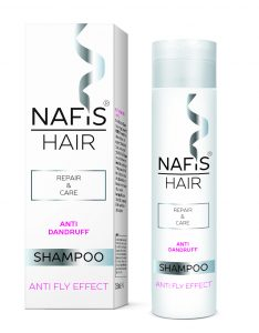 Nafis Hair Repair & Care Anti Dandruff Shampoo