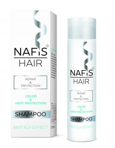 Nafis Hair Repair & Protection Color & Heat Protection Shampoo