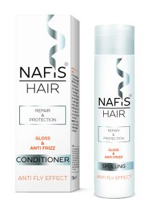 Nafis Hair Repair & Protection Gloss & Anti-Frizz Conditioner