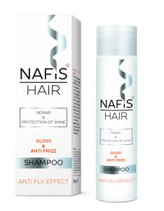 Nafis Hair Repair & Protection Gloss & Anti Frizz Shampoo