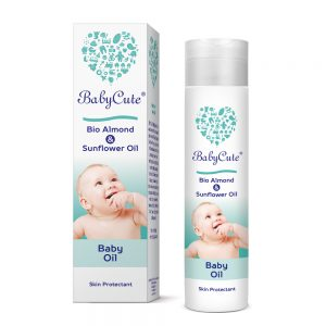 BabyCute Baby Oil
