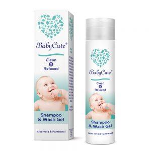 BabyCute Shampoo Washgel