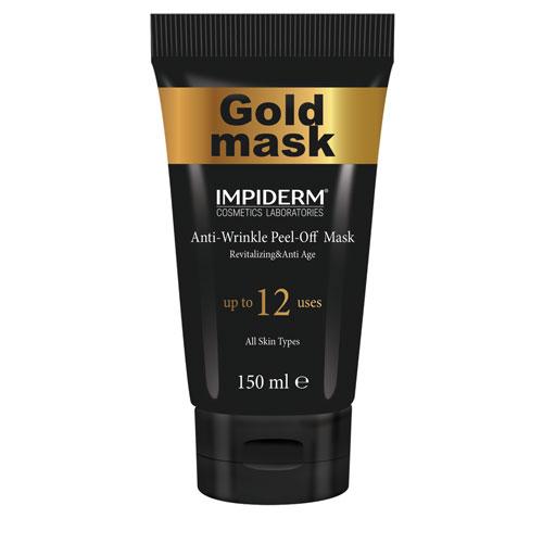 impiderm-gold-mask